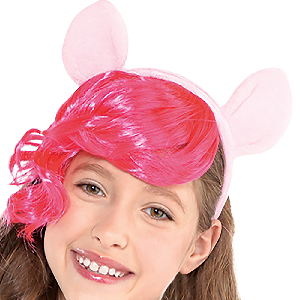 Nav Item for Girls Pinkie Pie Costume - My Little Pony Image #2