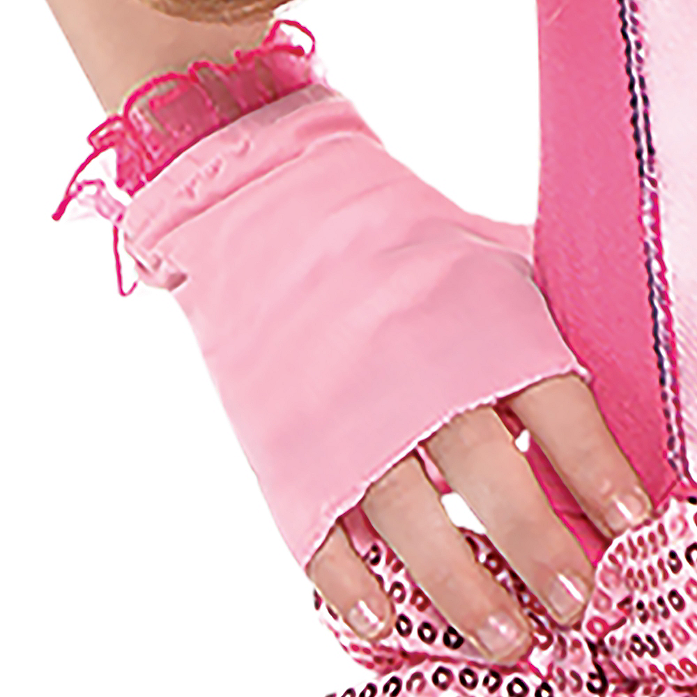 Nav Item for Girls Pinkie Pie Costume - My Little Pony Image #4