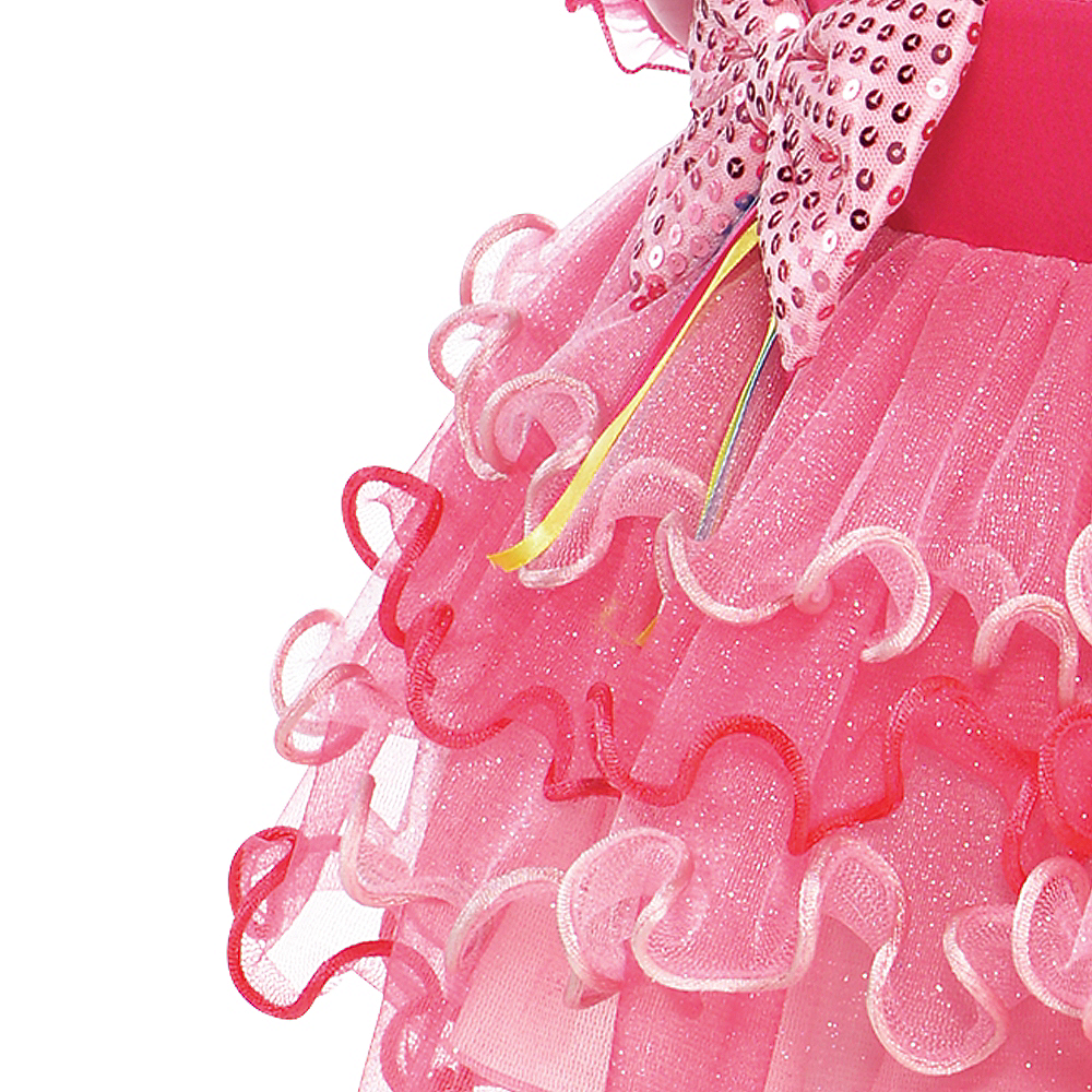 Nav Item for Girls Pinkie Pie Costume - My Little Pony Image #5