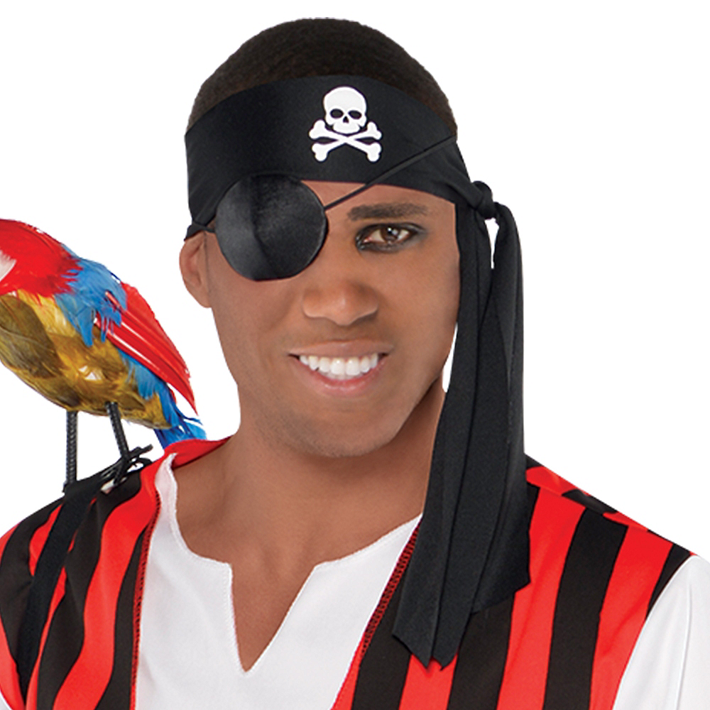Adult Ahoy Matey Pirate Costume Image #2