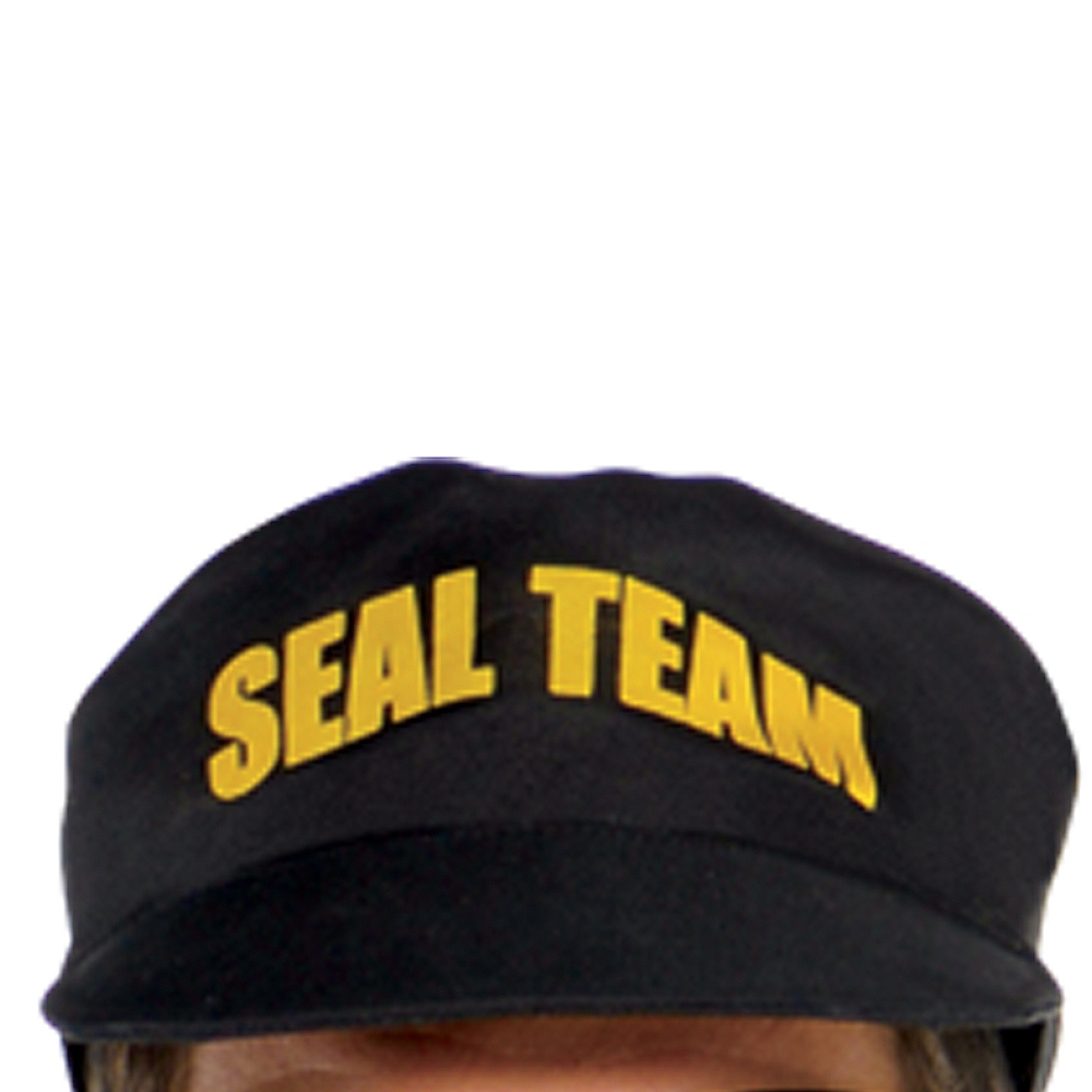Adult SEAL Team Hero Costume Image #2