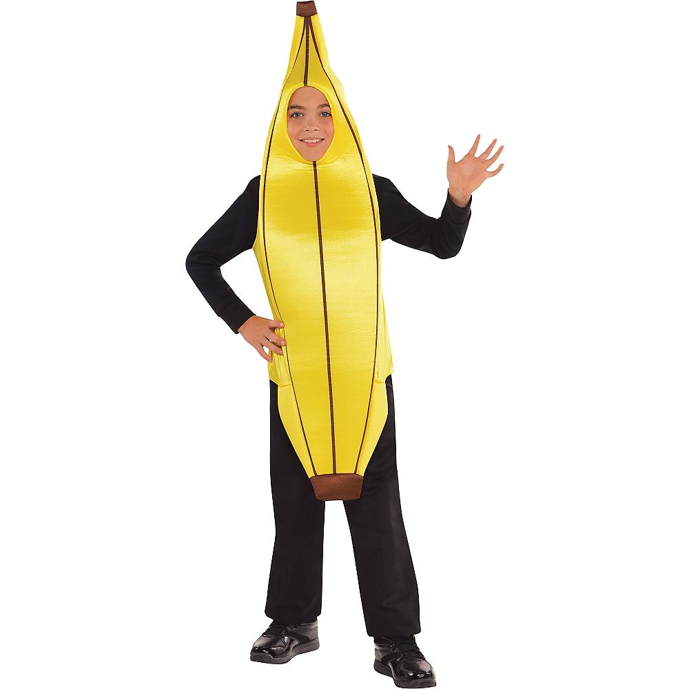 Boys Going Banana Costume Image #1