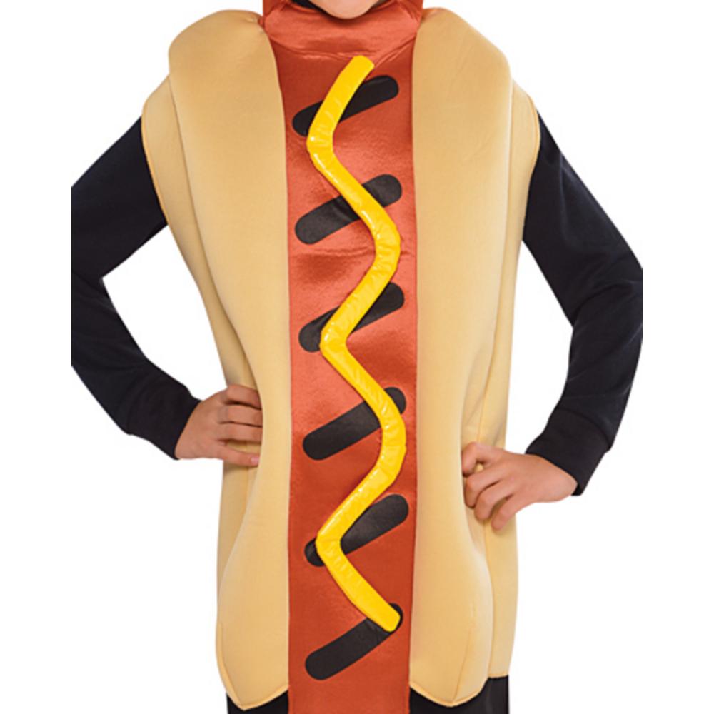 Boys Hot Diggety Hotdog Costume Image #2