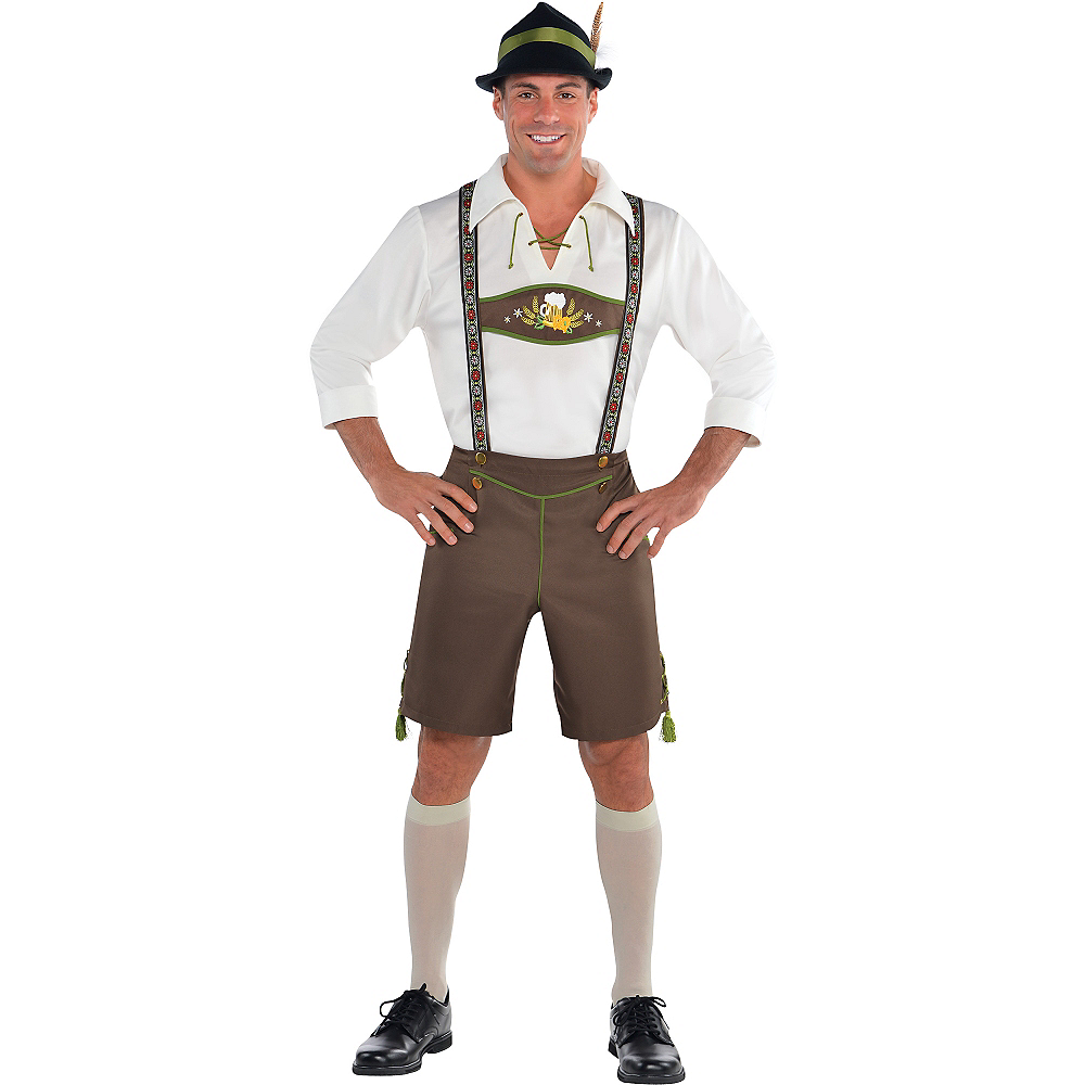 Adult Mr. Oktoberfest Costume Image #1
