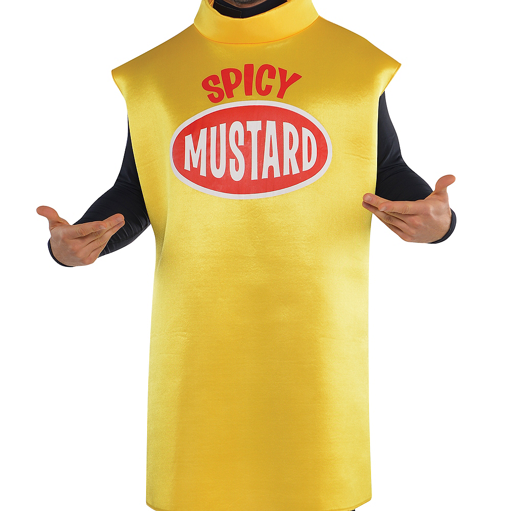 Adult Spicy Mustard Costume Image #3