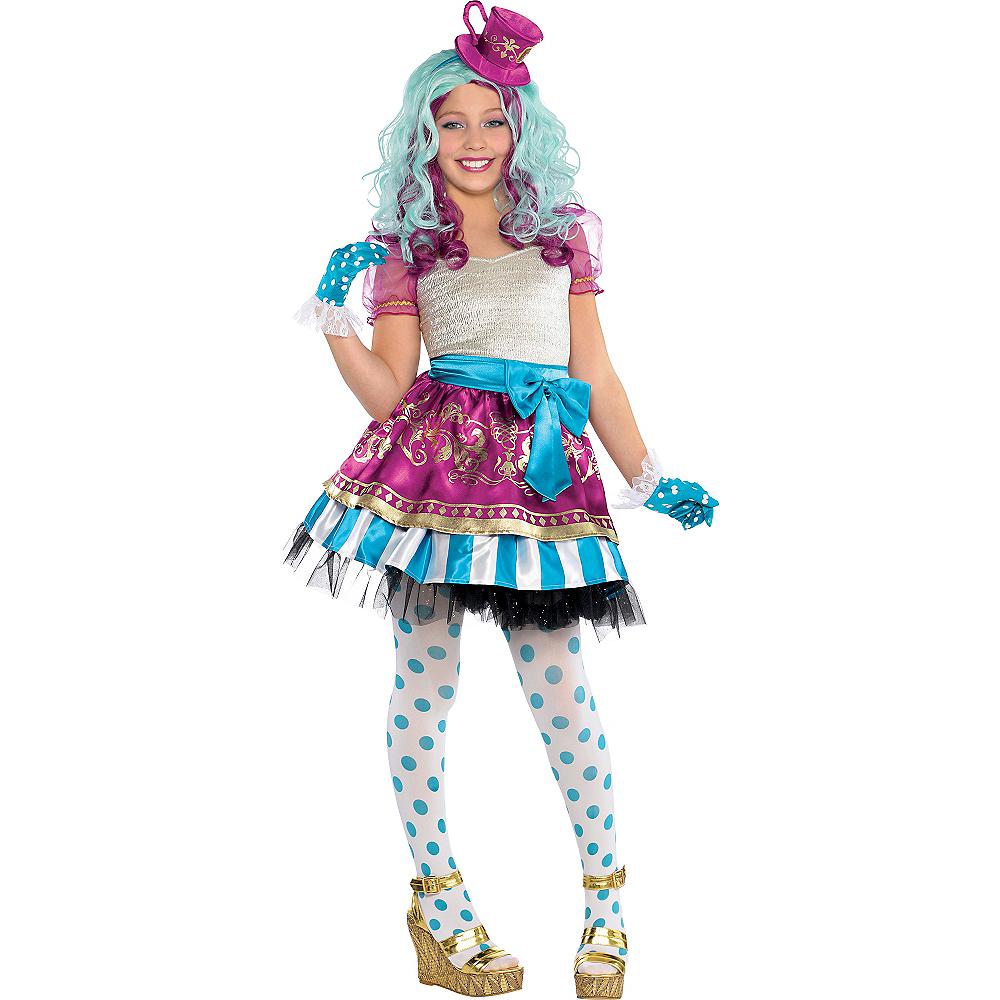 girls madeline hatter costume supreme ever after high party city