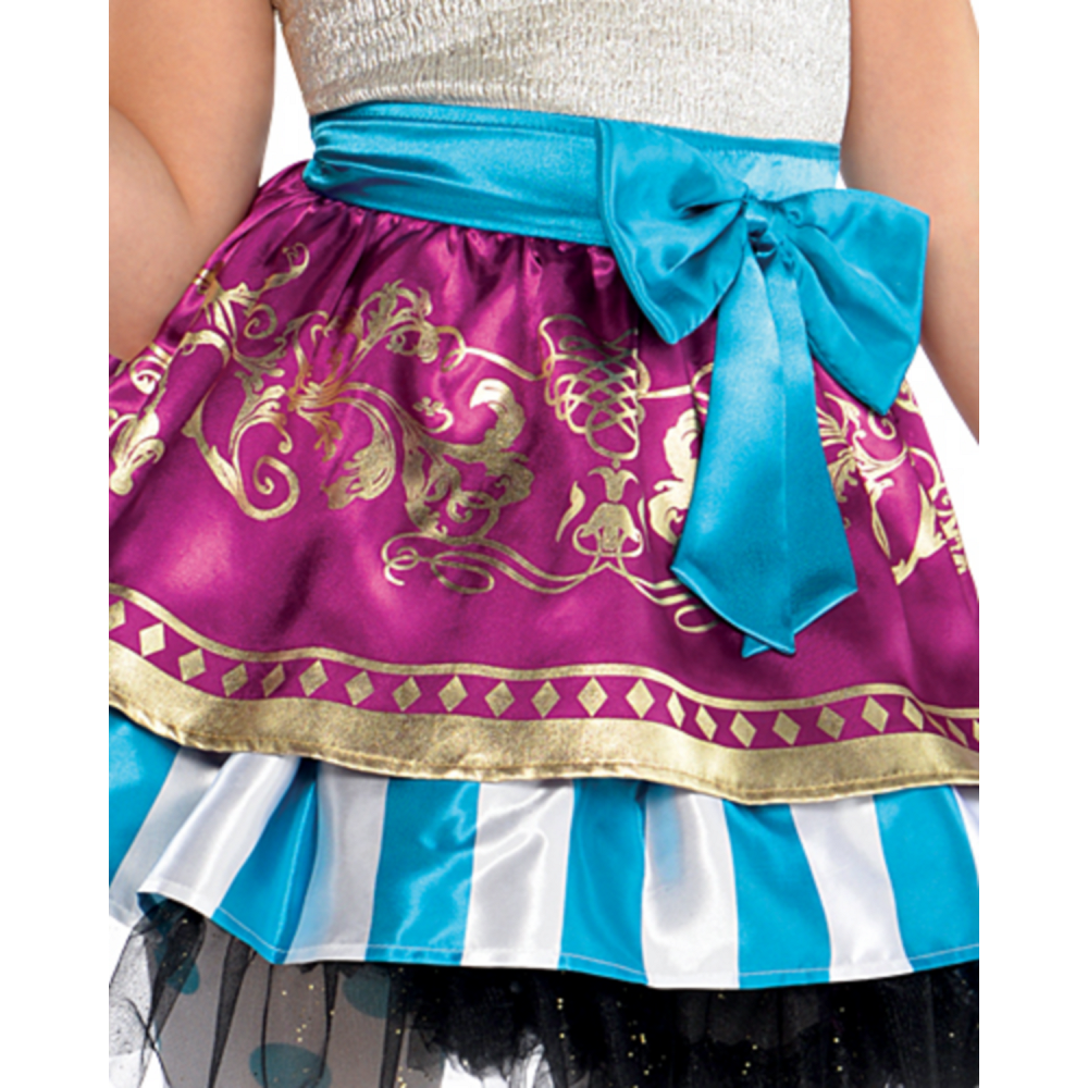 Nav Item for Girls Madeline Hatter Costume Supreme - Ever After High Image #4