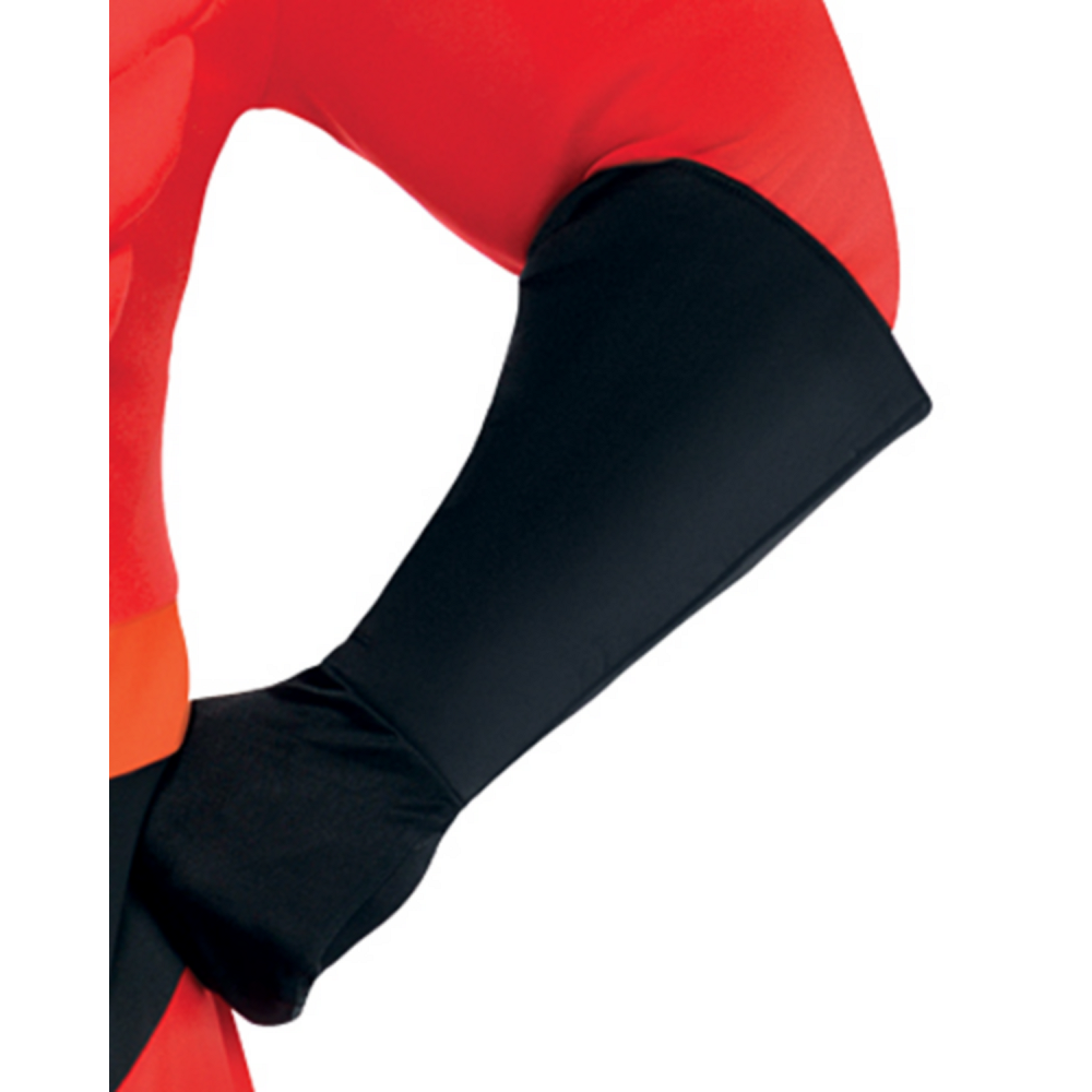 Mens Mr. Incredible Muscle Costume Plus Size - The Incredibles Image #4