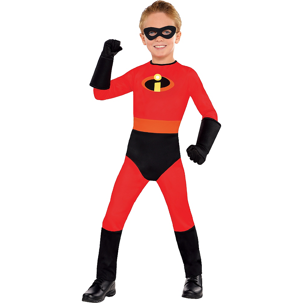 Nav Item for Boys Dash Costume - The Incredibles Image #1