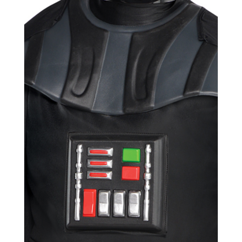 Adult Darth Vader Costume Deluxe - Star Wars Image #3