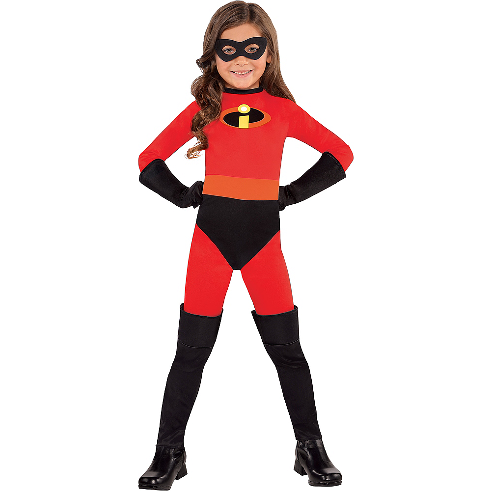 Girls Violet Costume - The Incredibles Image #1