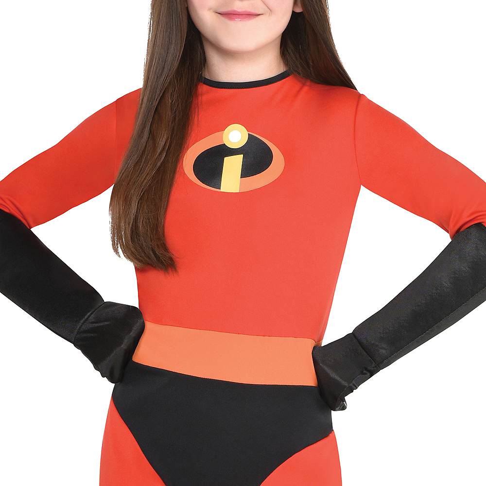 Girls Violet Costume - The Incredibles Image #3