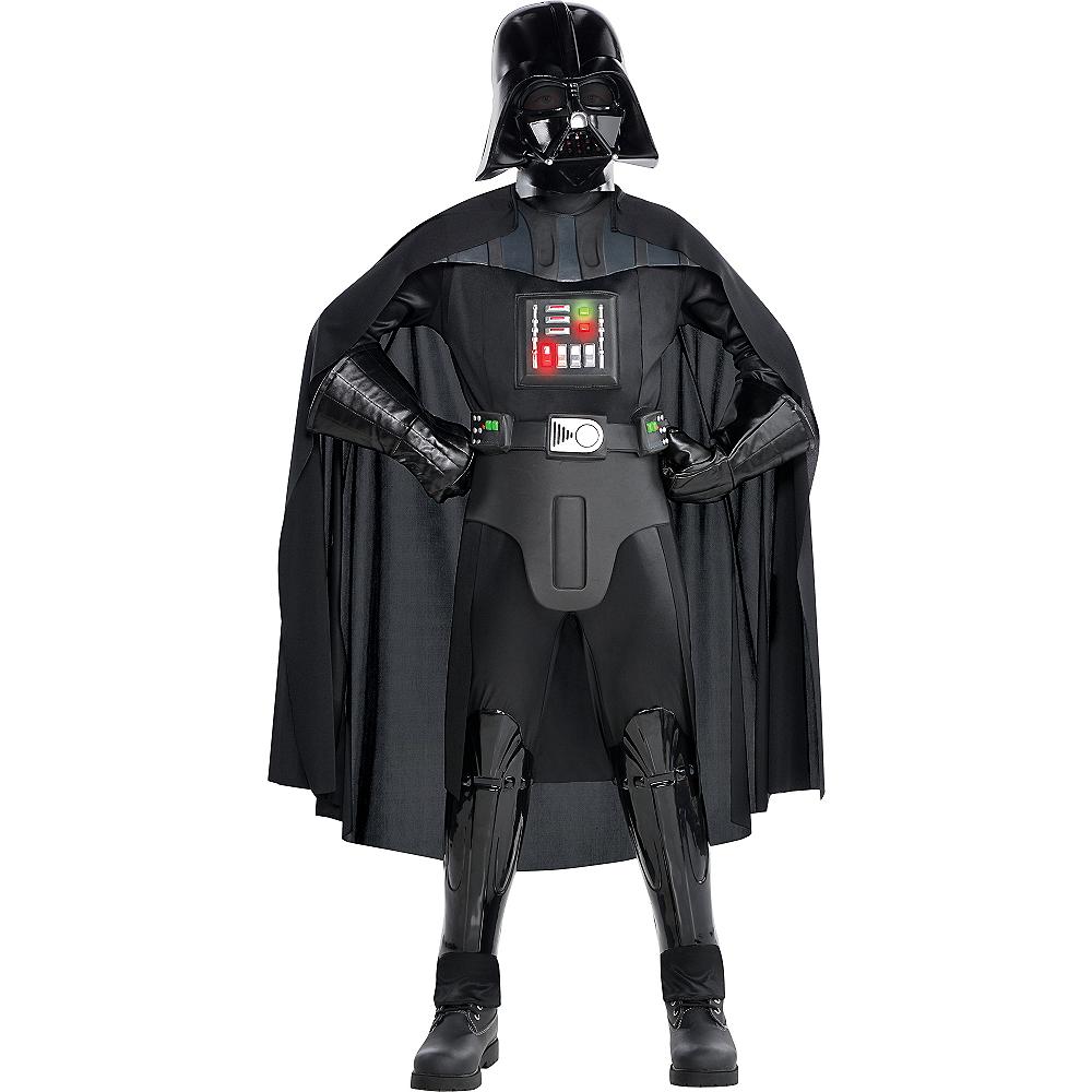 Boys Darth Vader Costume Supreme - Star Wars Image #1
