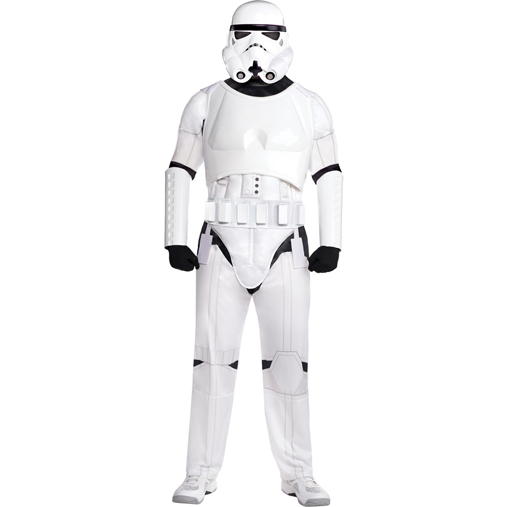 Adult Stormtrooper Costume - Star Wars Image #1