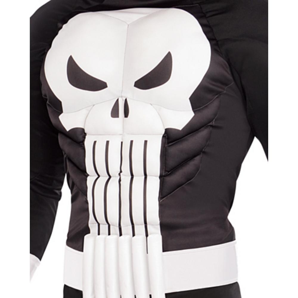 Adult Punisher Costume Image #2