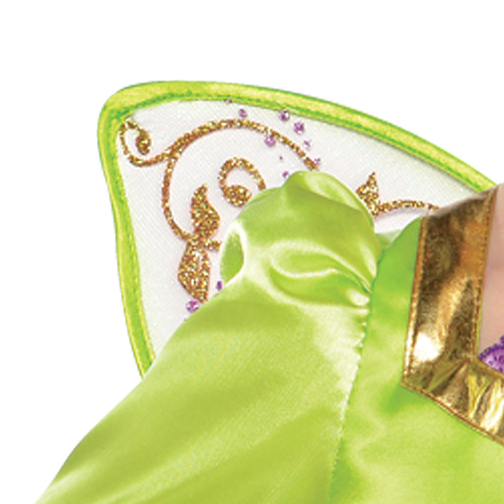 Girls Tinker Bell Costume - The Pirate Fairy Image #2