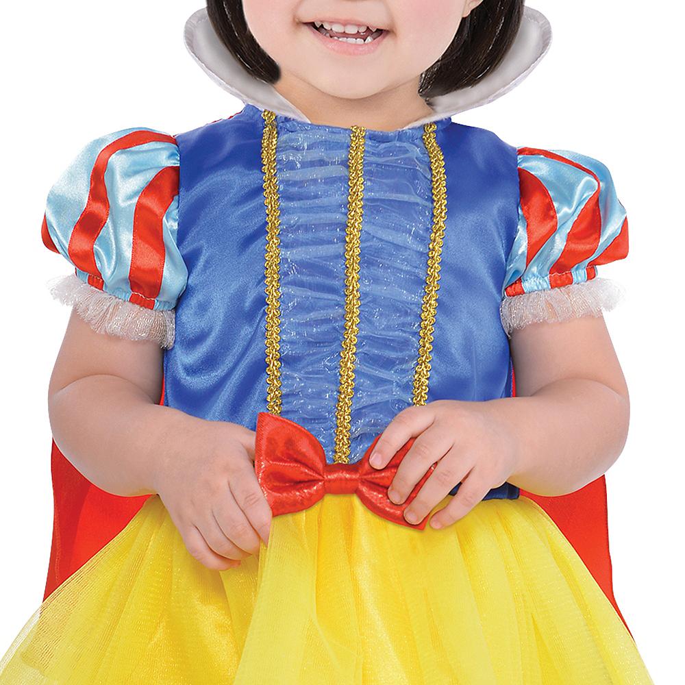 Baby Girls Classic Snow White Costume Image #3