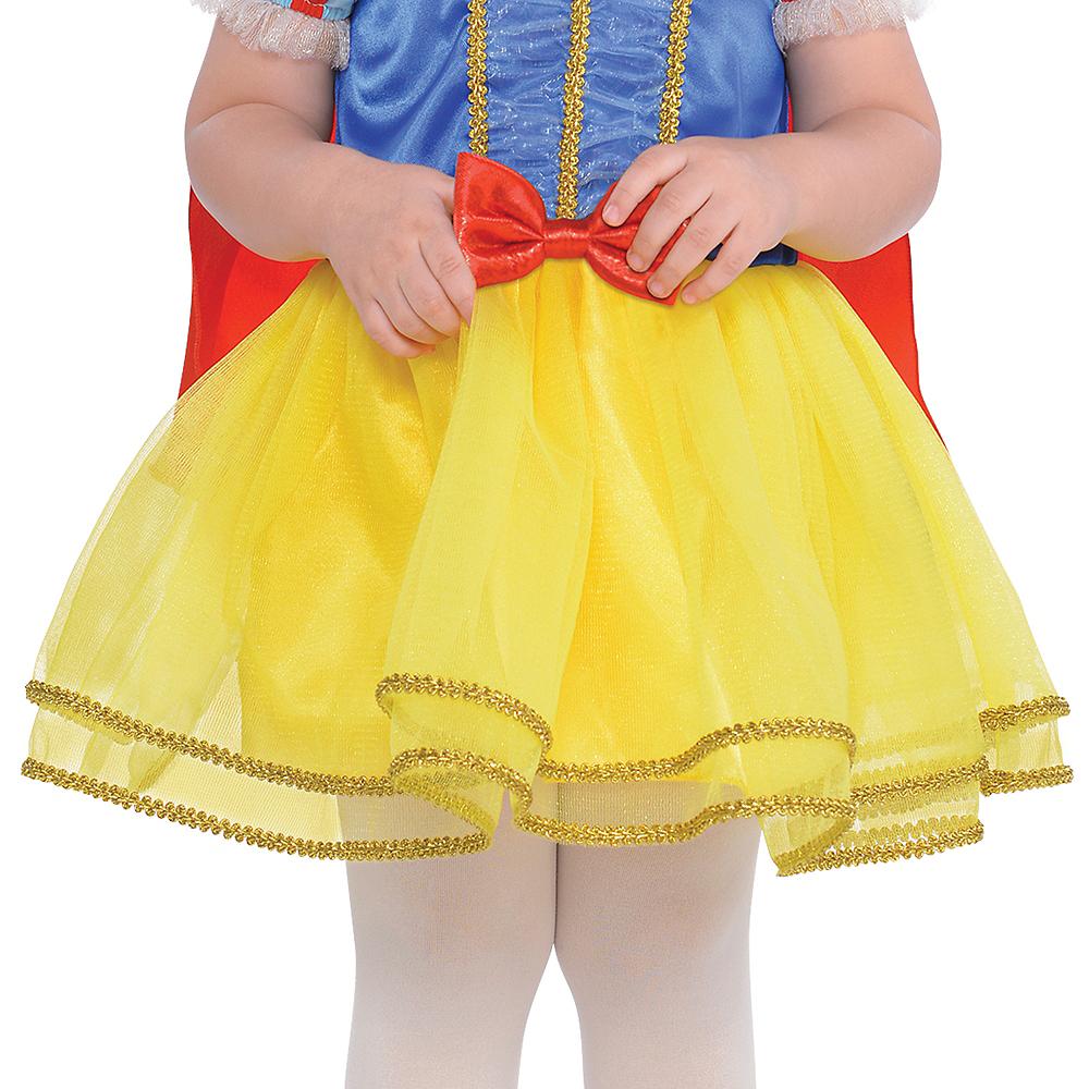 Baby Girls Classic Snow White Costume Image #4