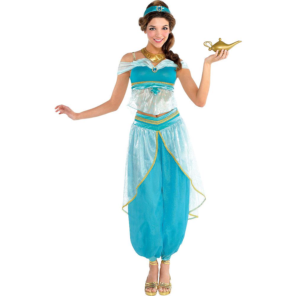 Adult Jasmine Costume Couture Image #1