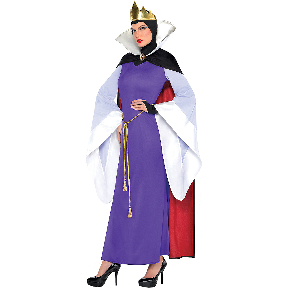 Adult Evil Queen Costume - Snow White & the Seven Dwarfs Image #1