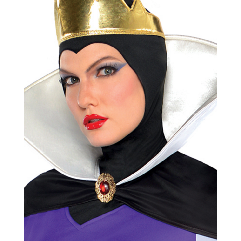 Adult Evil Queen Costume - Snow White & the Seven Dwarfs Image #3