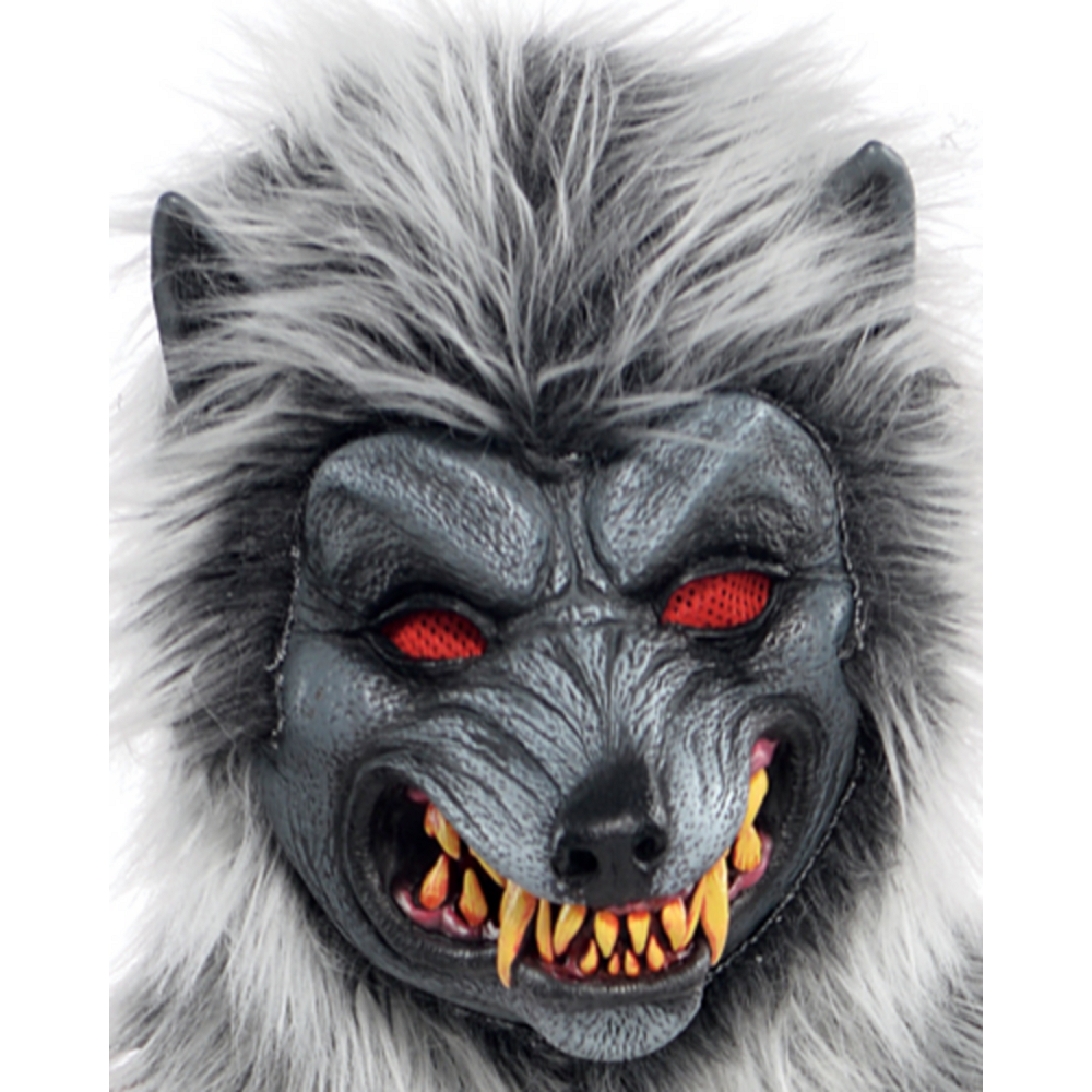 Nav Item for Boys Hungry Howler Werewolf Costume Image #2