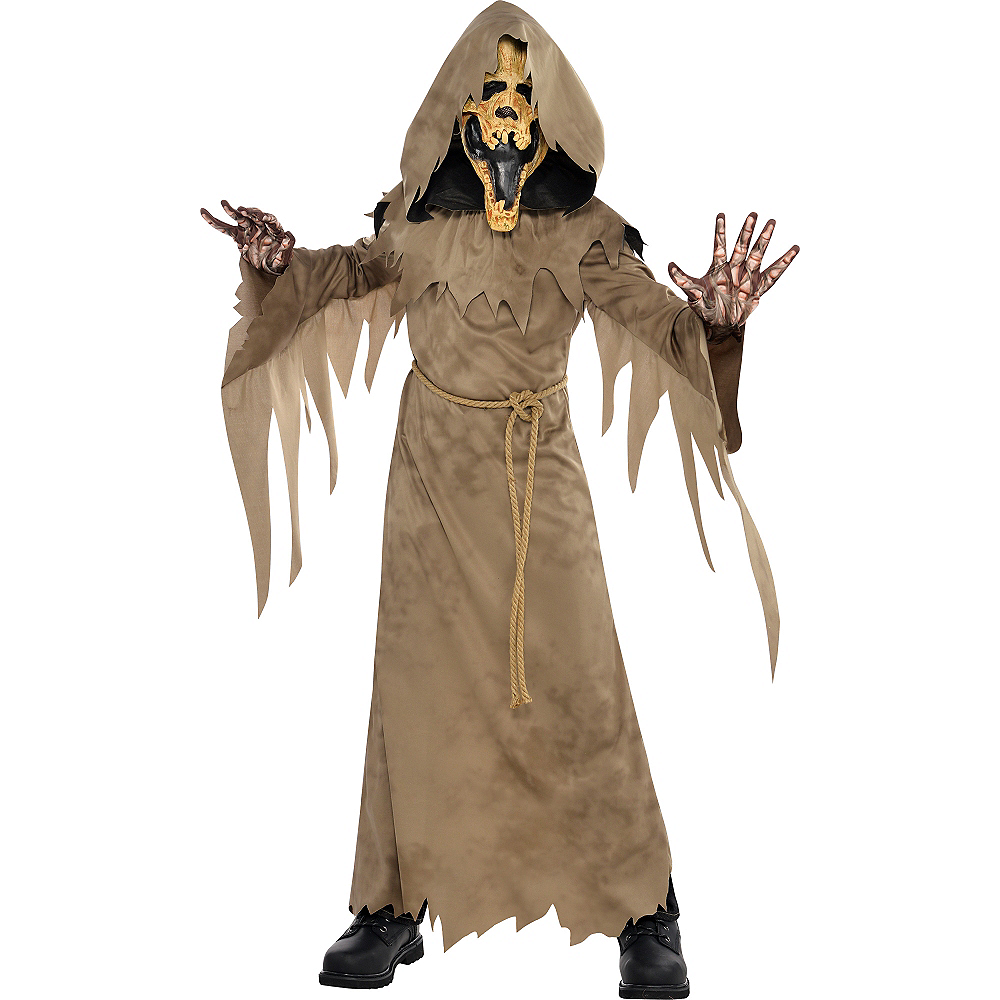 Boys Swamp Creeper Costume Image #1