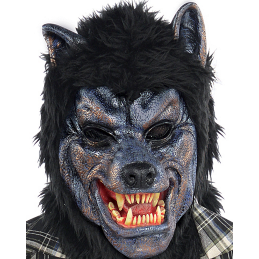 Boys Rabid Werewolf Costume Image #2