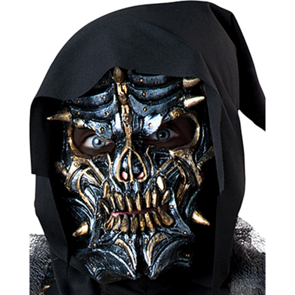 Nav Item for Boys Death Warrior Costume Image #2