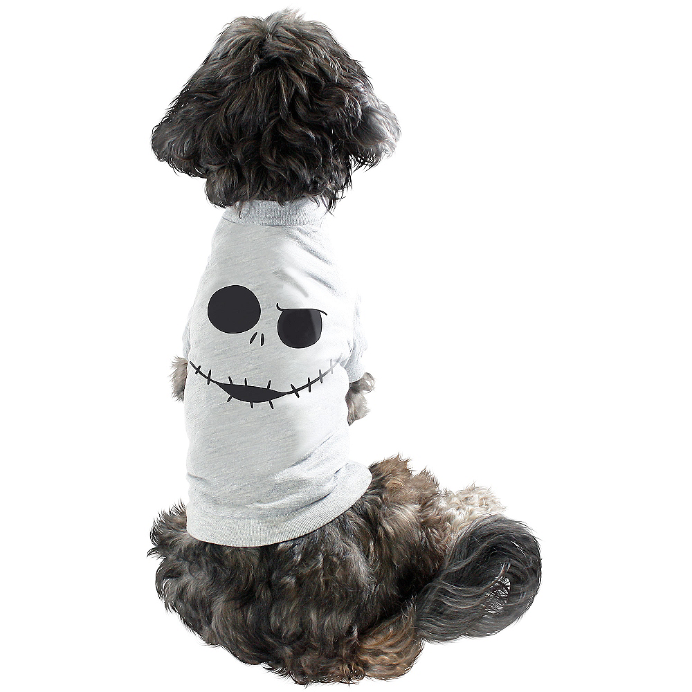 Jack Skellington Dog Shirt Image #2