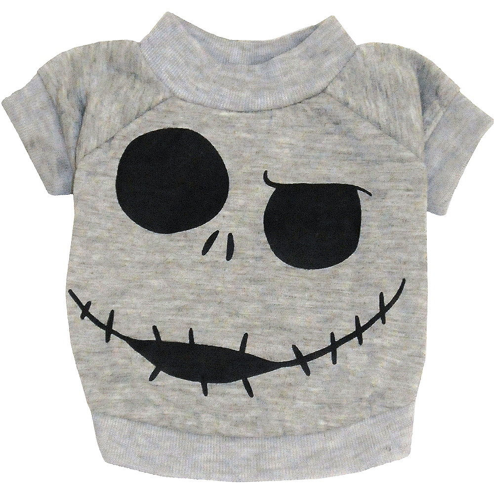 Jack Skellington Dog Shirt Image #3
