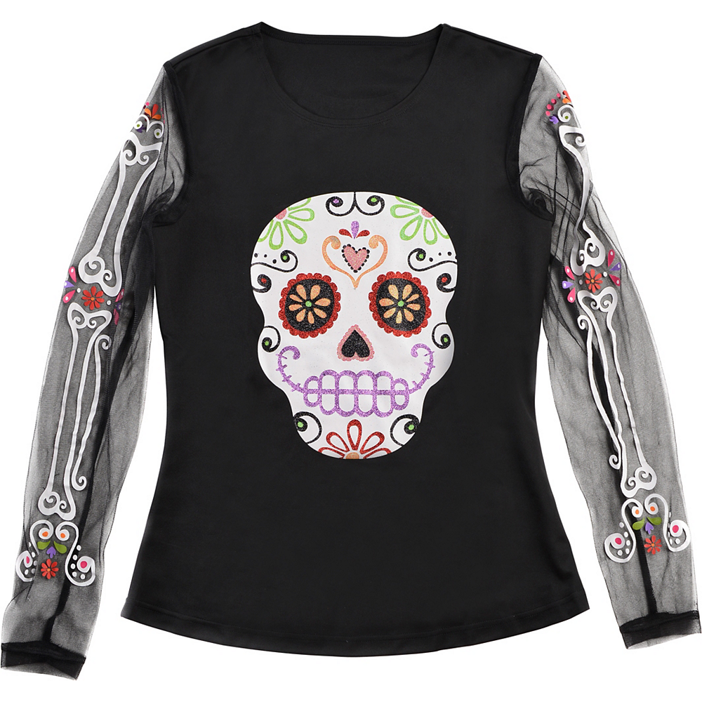 Day of the Dead Long-Sleeve Shirt Image #2