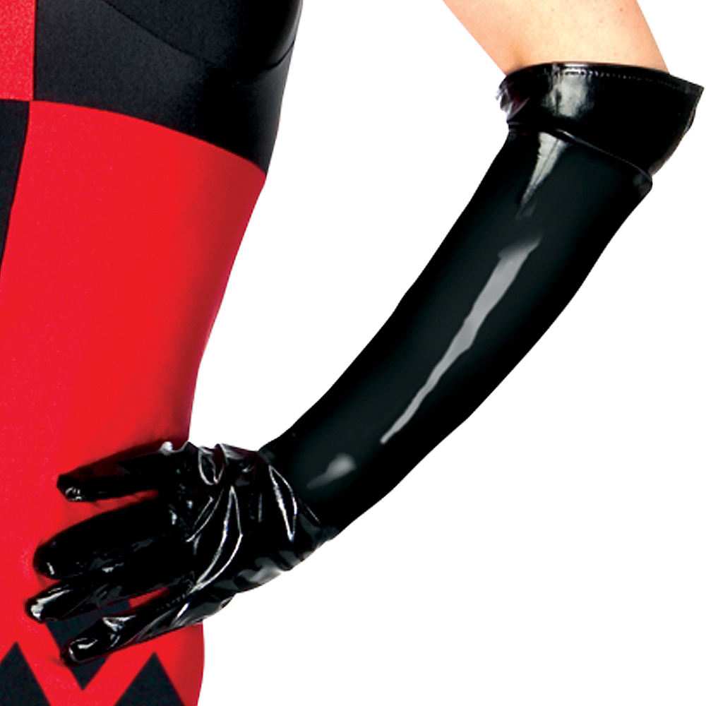 Adult Sexy Harley Quinn Costume - Batman Image #4