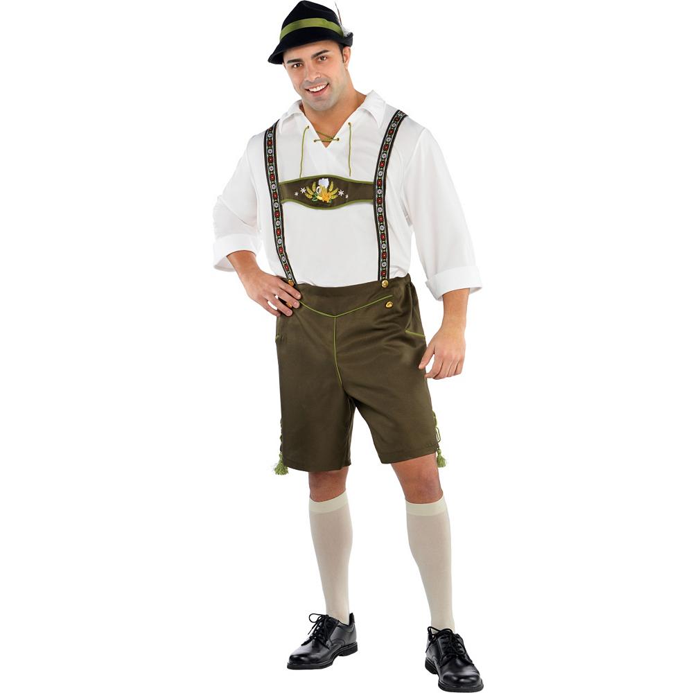 Adult Mr. Oktoberfest Costume Plus Size Image #1