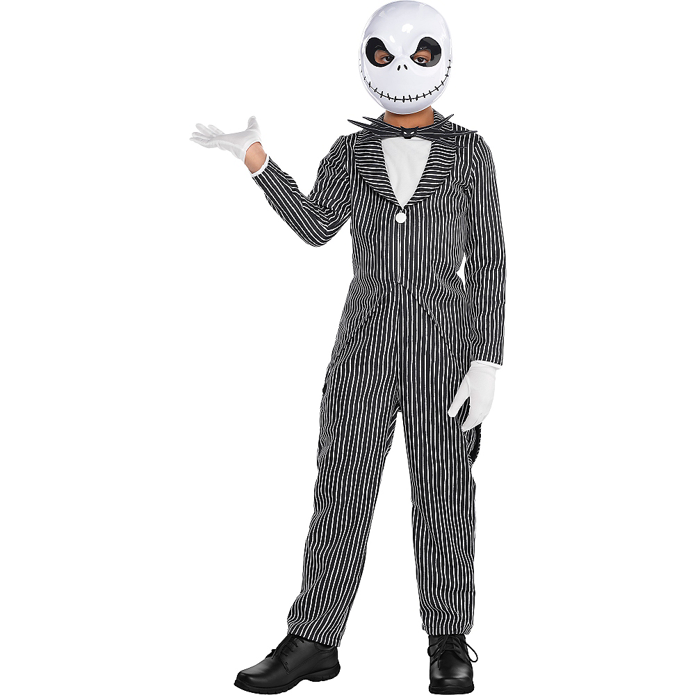 boys jack skellington costume the nightmare before christmas