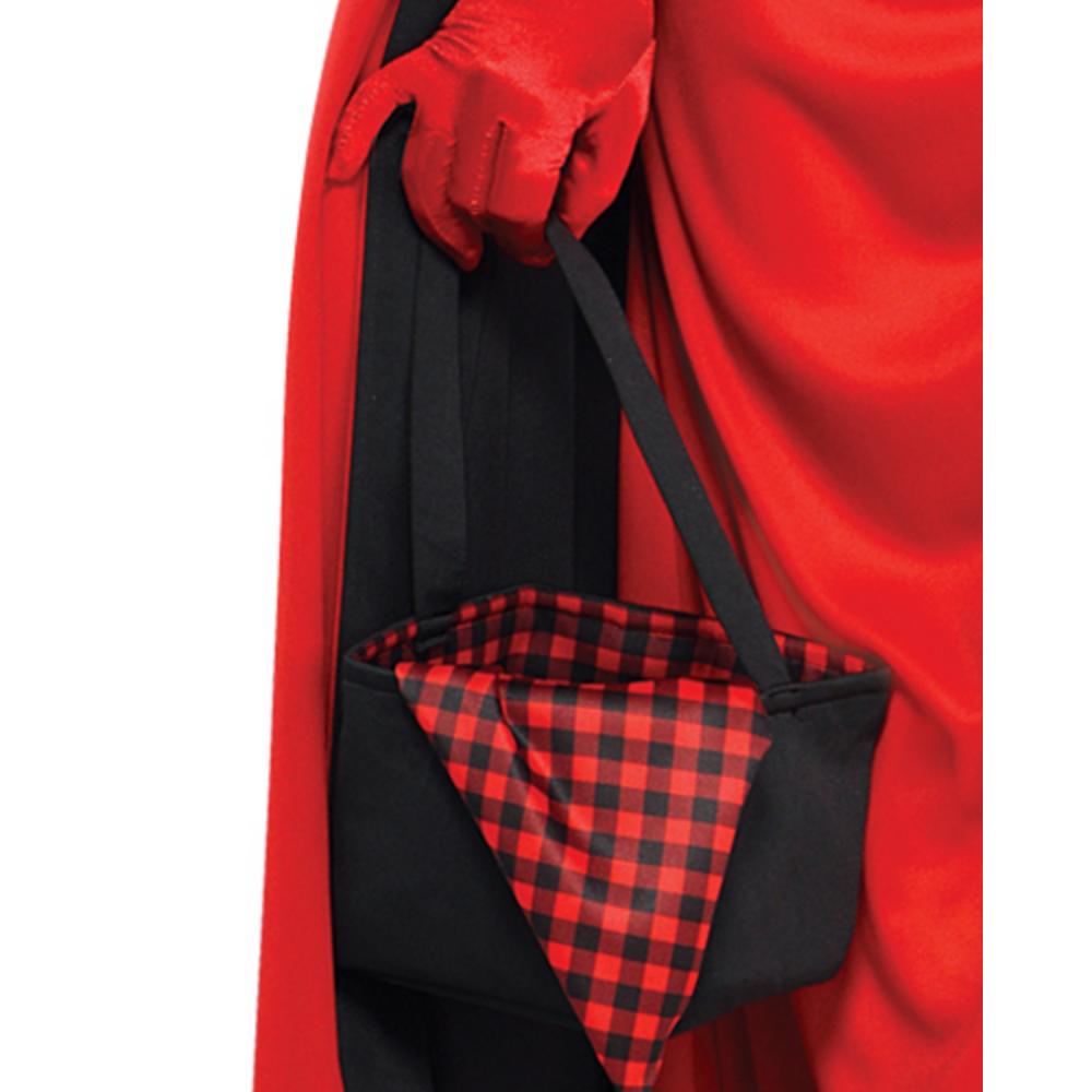 Adult Enchantress Red Riding Hood Costume Plus Size Image #4