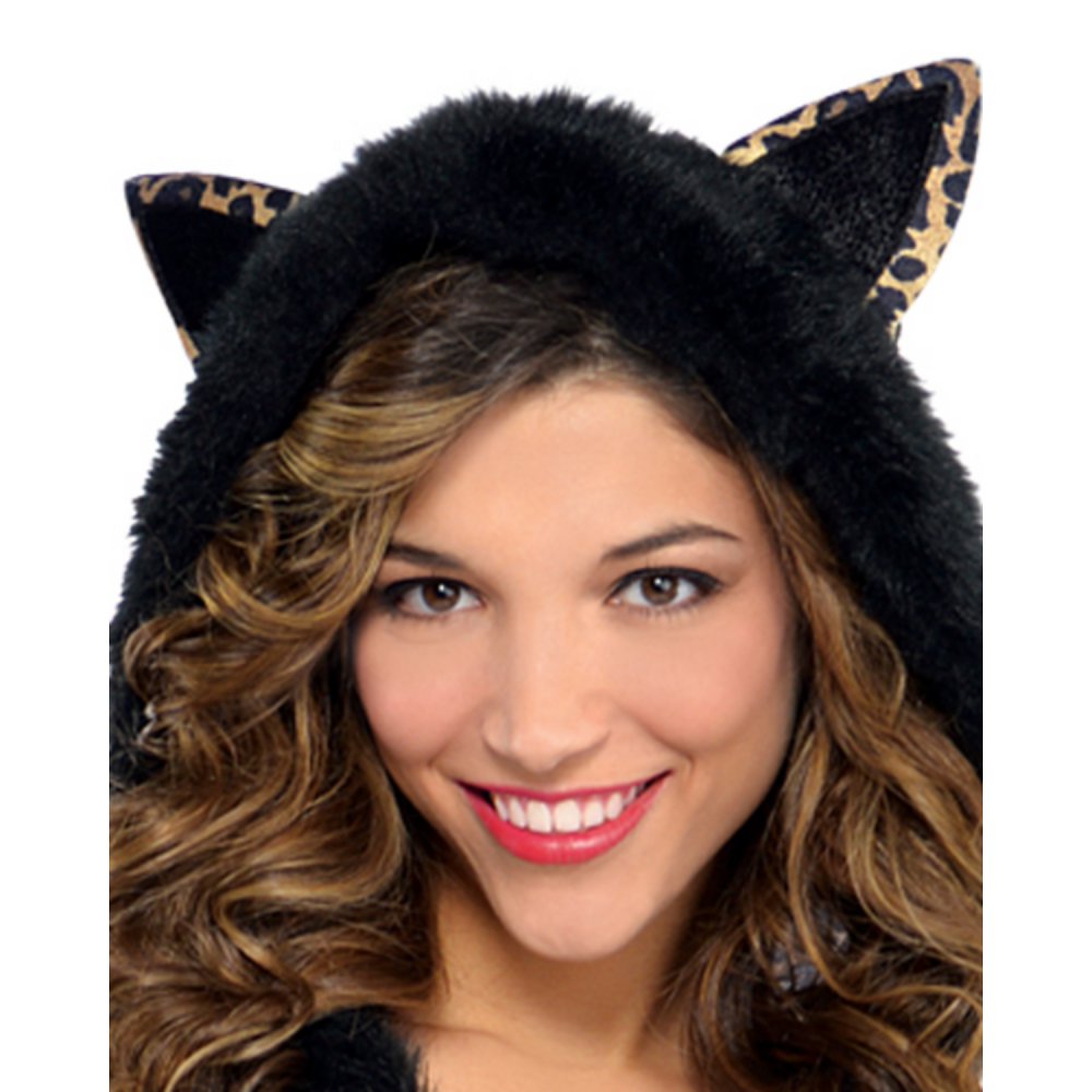 Nav Item for Adult Pretty Kitty Costume - Cat Image #2
