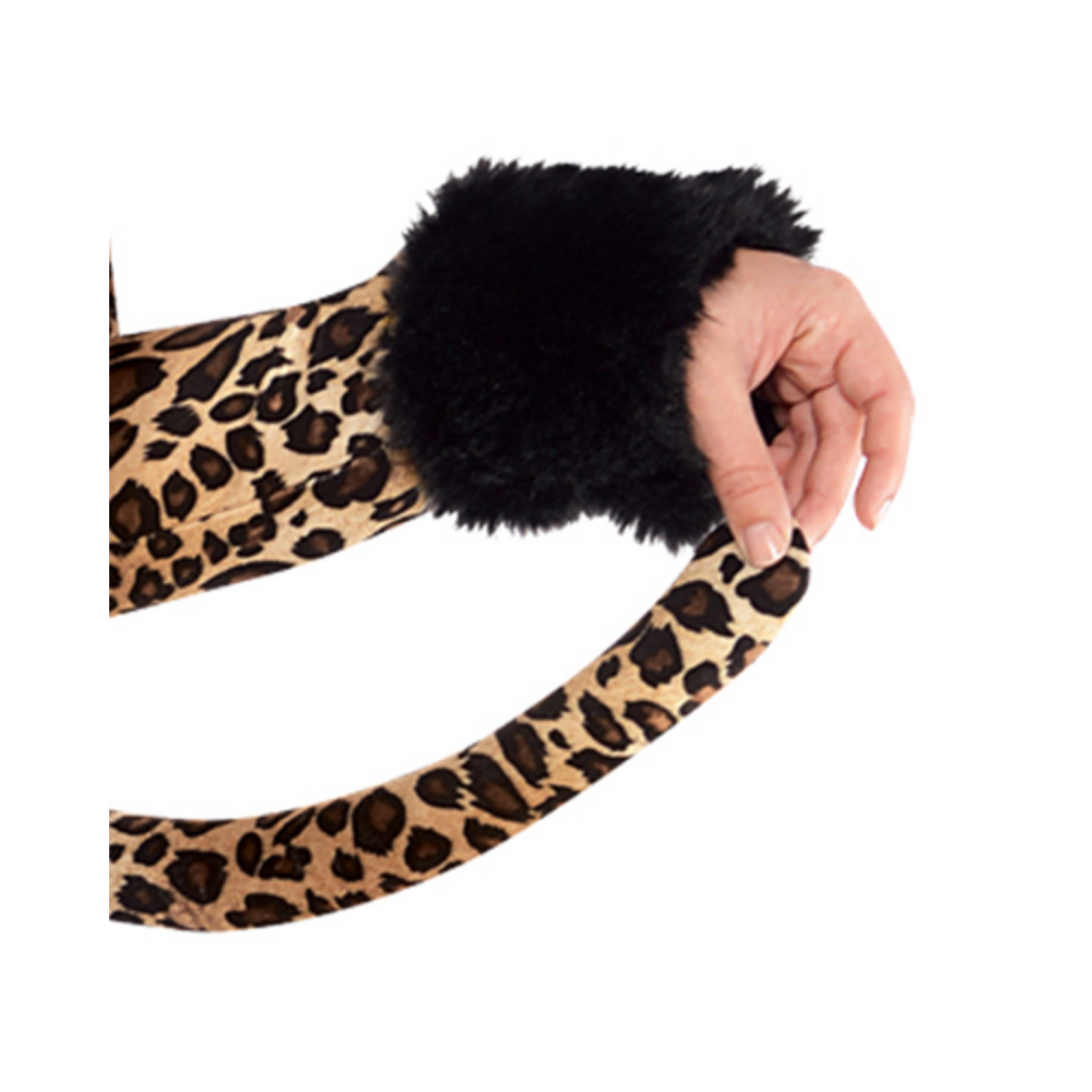 Adult Pretty Kitty Costume Plus Size - Cat Image #4