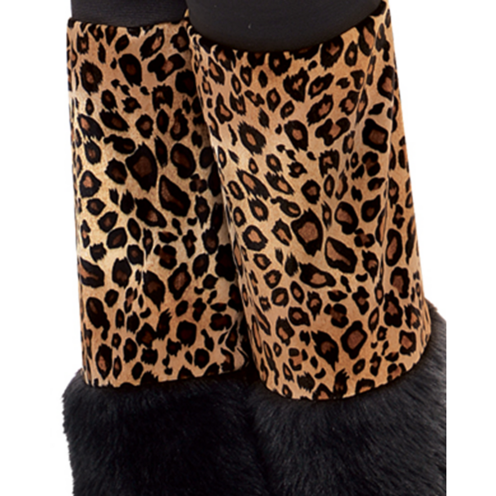 Adult Pretty Kitty Costume Plus Size - Cat Image #5