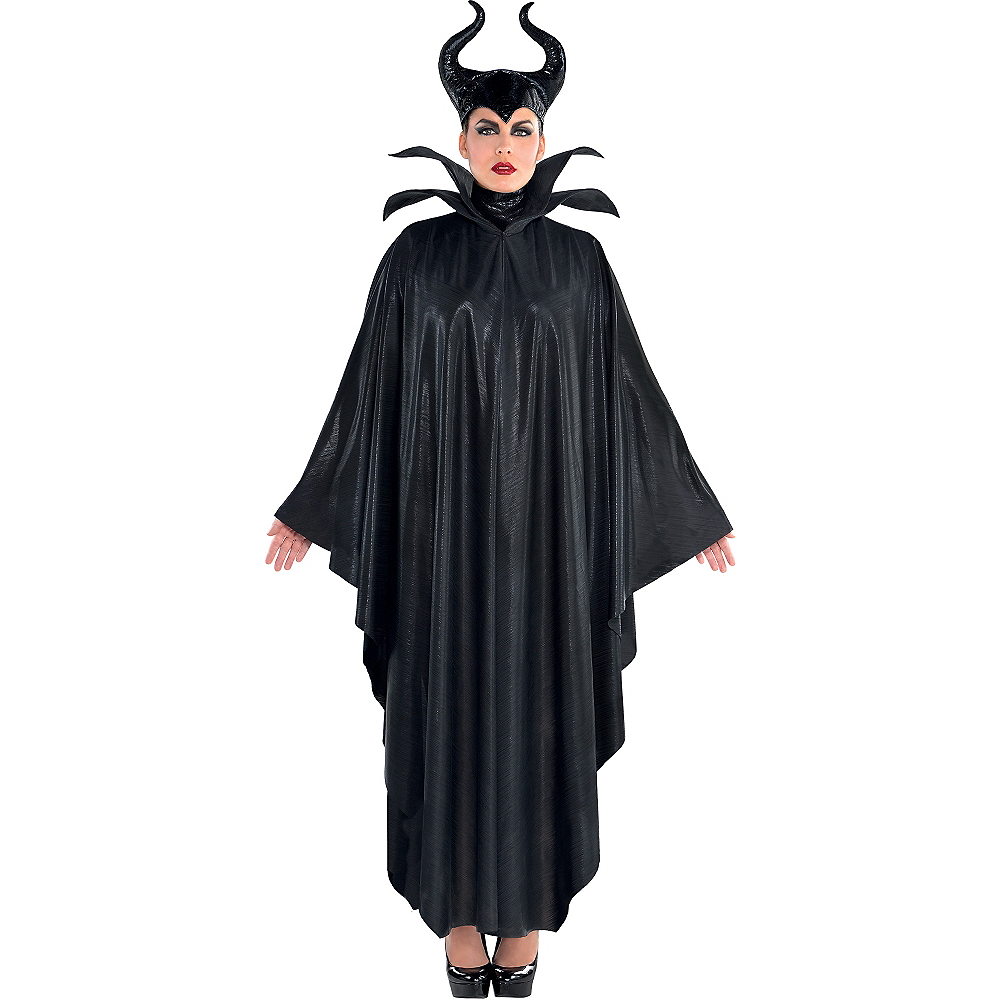 Adult Maleficent Costume Plus Size Maleficent