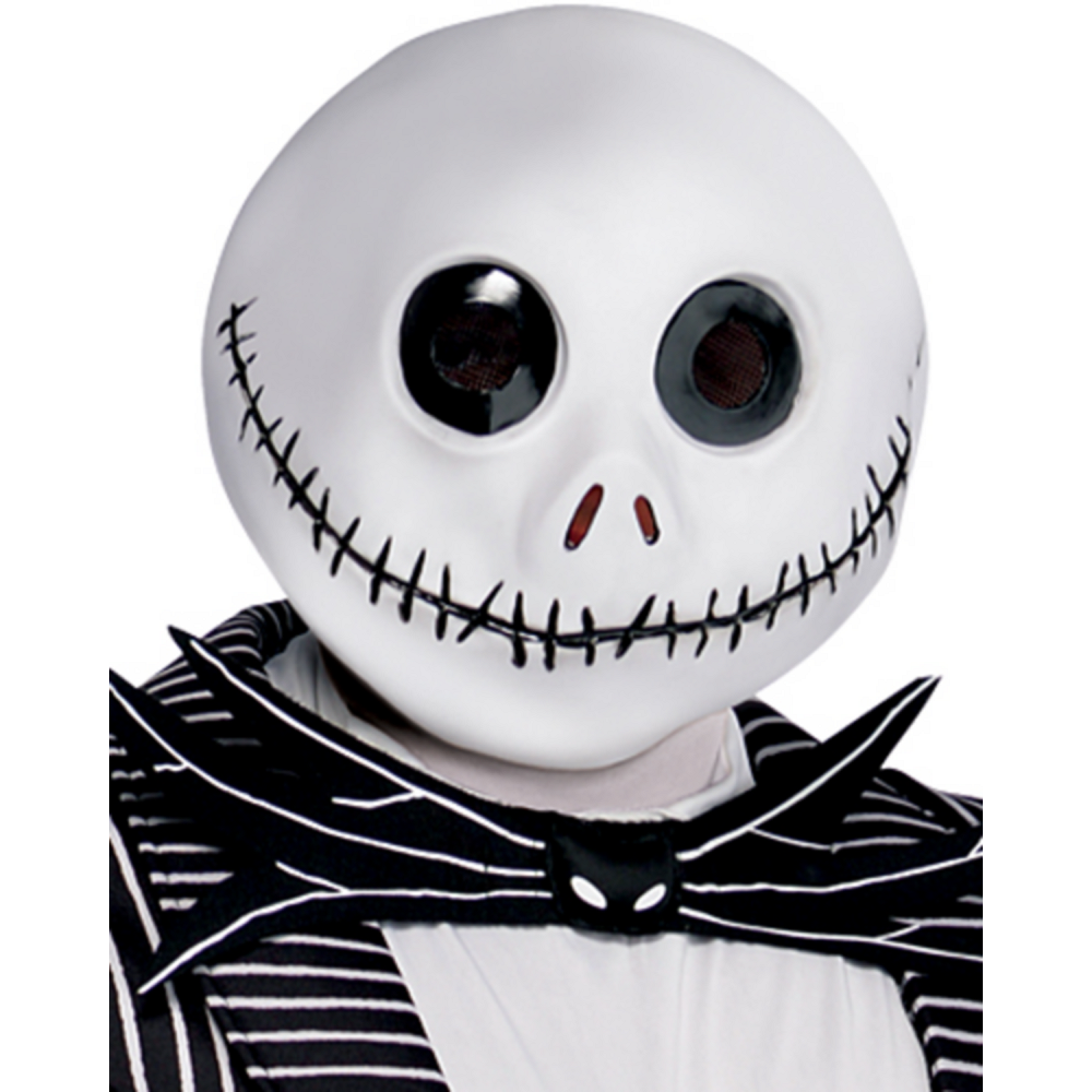 Adult Jack Skellington Costume Plus Size - The Nightmare Before Christmas Image #2