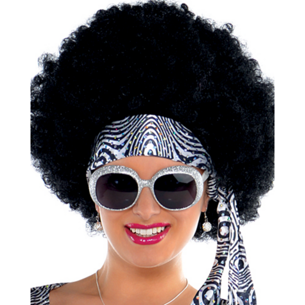 Adult Dancing Queen Disco Costume Plus Size Image #3
