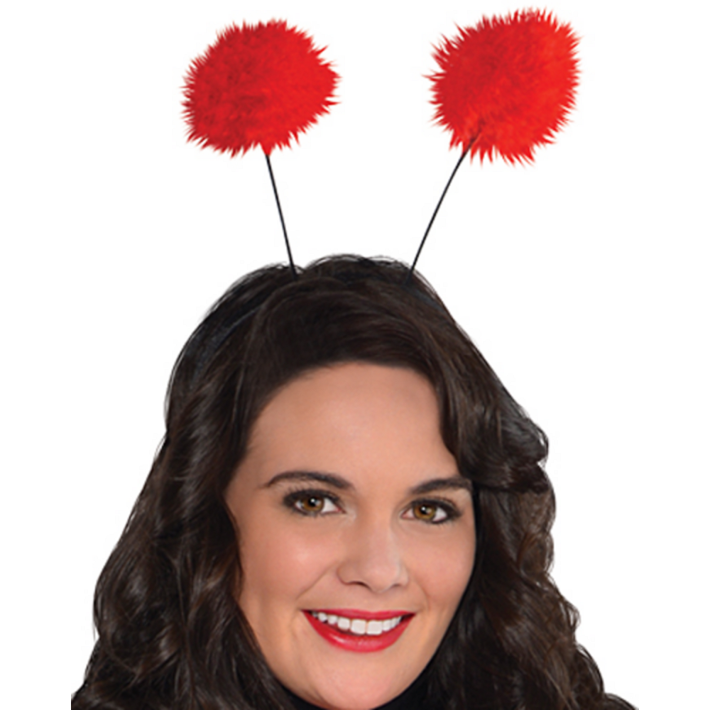Adult Darling Ladybug Costume Plus Size Image #2