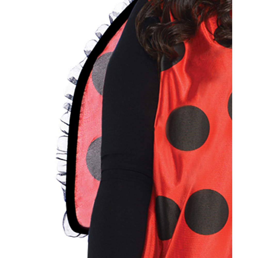 Adult Darling Ladybug Costume Plus Size Image #3