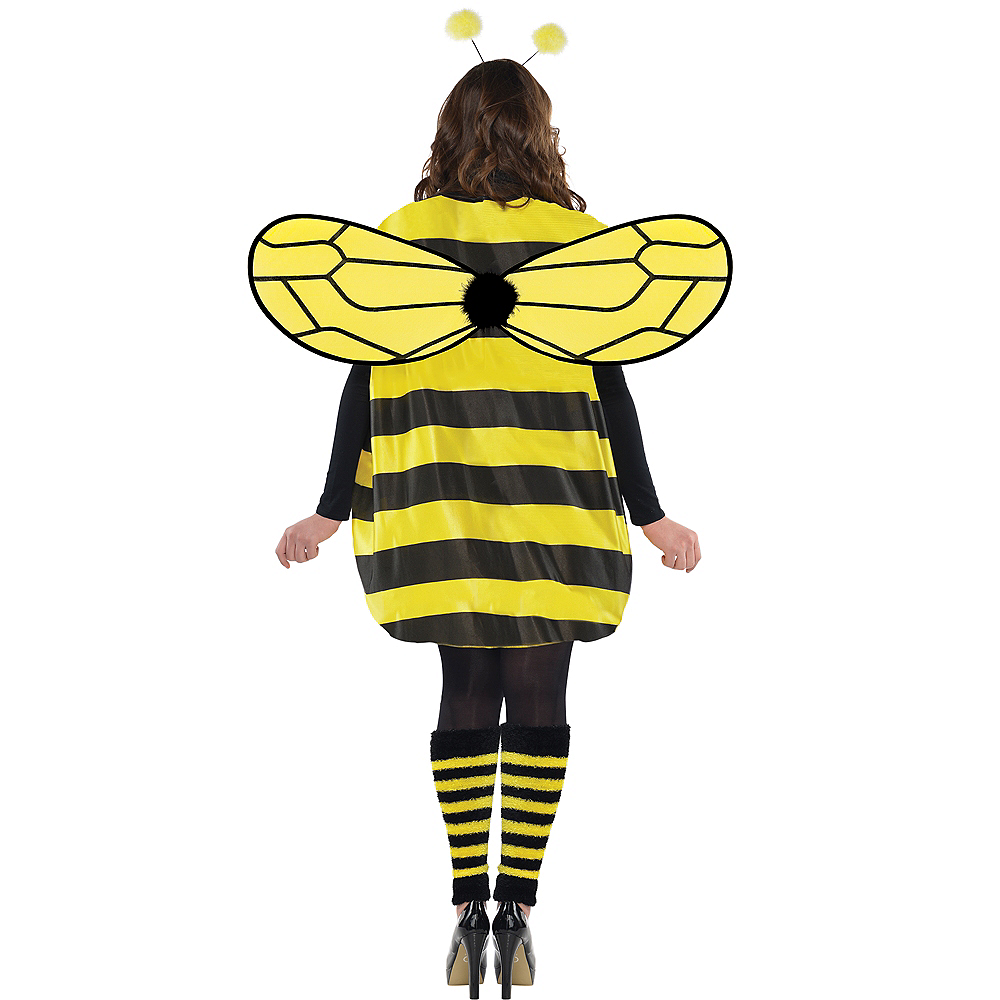 Adult Darling Bee Costume Plus Size Image #2