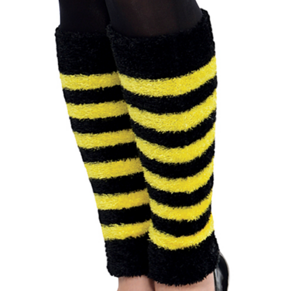 Adult Darling Bee Costume Plus Size Image #4