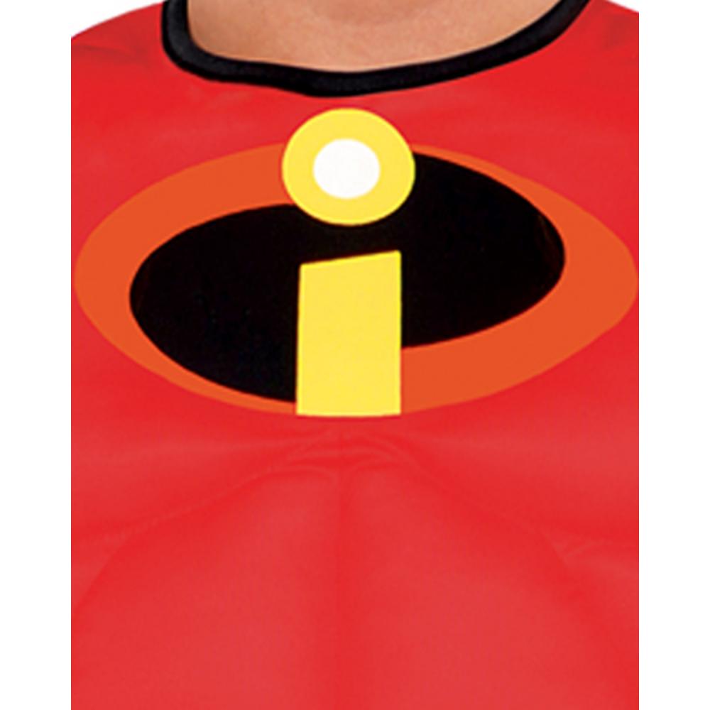 Nav Item for Mens Mr. Incredible Muscle Costume - The Incredibles Image #3