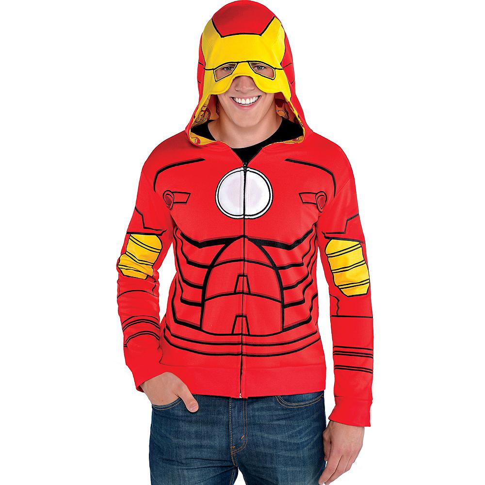 Iron Man Hoodie Image #1
