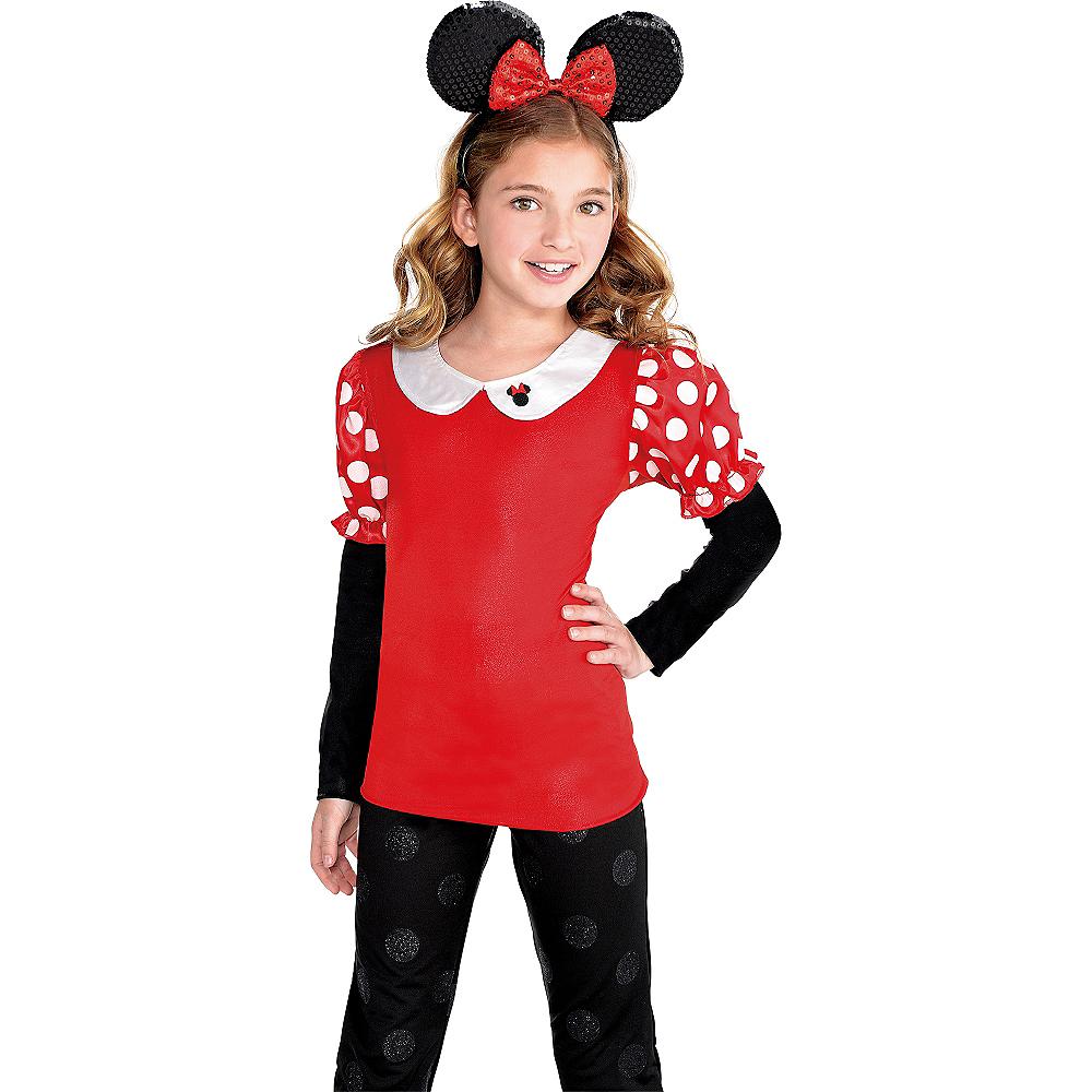 Child Minnie Mouse Shirt Image #2