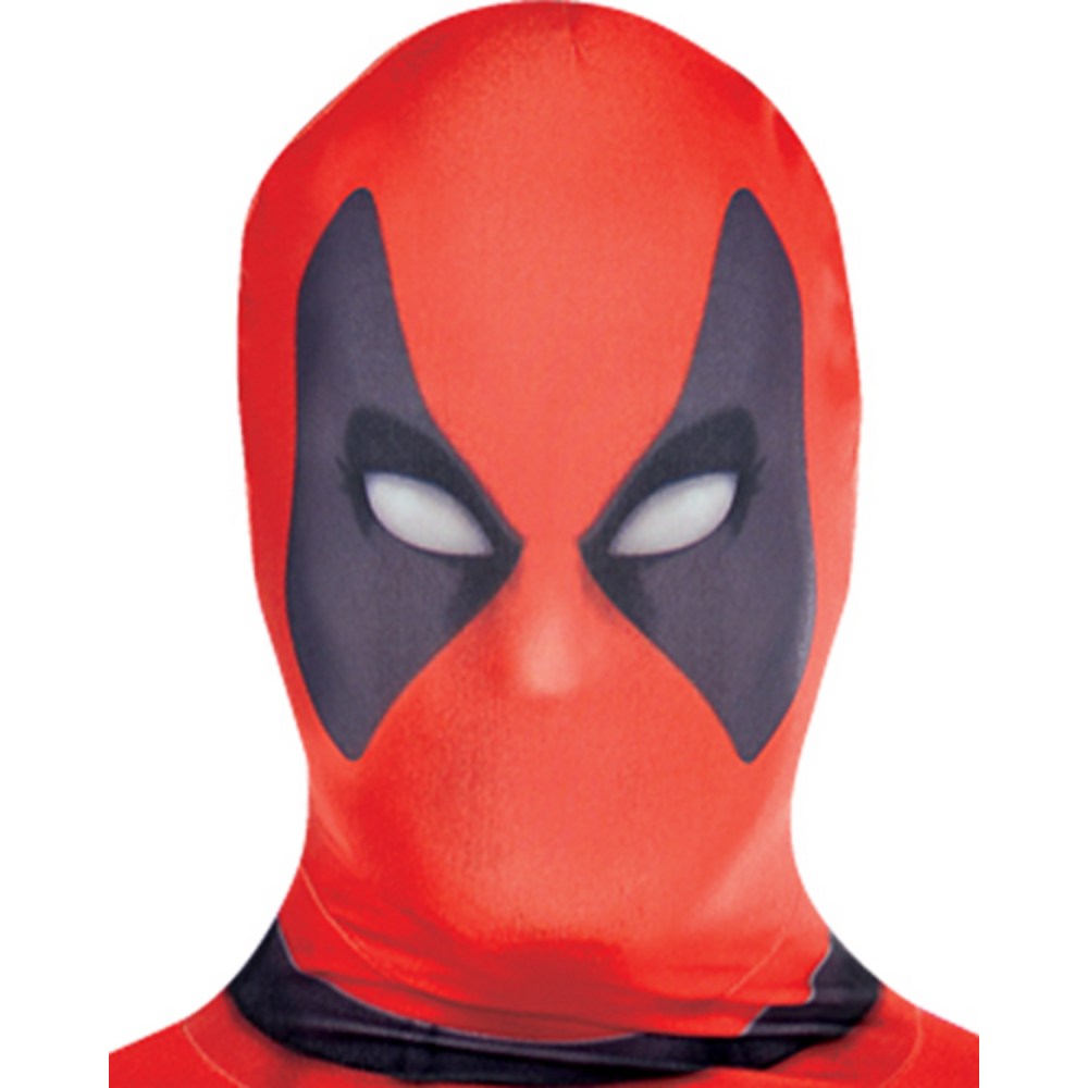Adult Deadpool Partysuit Image #2